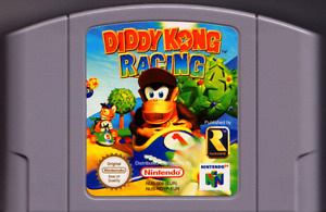Looking for Diddy Kong Racing