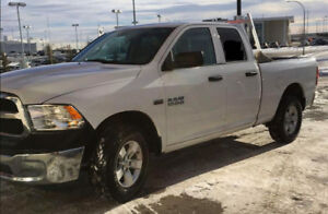 2015 Dodge 1500 RAM 5.7L V8 HEMI QUAD CAB 6 FOOT BOX!
