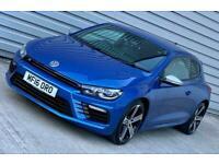 2016 Volkswagen Scirocco 2.0 TSI BlueMotion Tech R DSG 3dr Hatchback Petrol Auto
