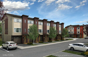 BRAND NEW - 2 Bed, 2.5 Bath, & Garage in AIRDRIE (GST included)