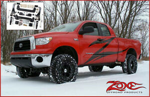 Zone Offroad - Suspension 5'' Toyota Tundra 4WD 2007-15