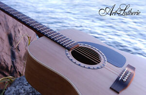 NEW Art & Lutherie Folk Antique Burst  Acoustic /Electric Tuner