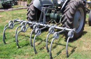 Wanted to Purchase Ford or Ferguson3 Point Hitch Chisel Plough