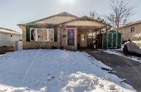 AVAIL TODAY!3 BED BUNGALOW!FINISHED BASEMENT, POOL! NEAR COLLEGE