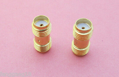 5 Pcs SMA Female to SMA Female Double Jack Straight Adapter RF Connector New SH - Double Female Adapter