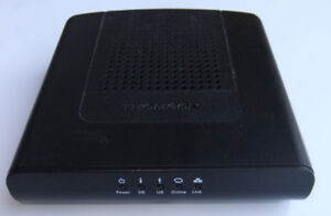 ► Cable Modem Thomson DCM476 Huawei MT130U Used
