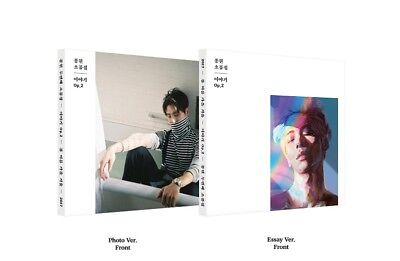 Купить K-POP JONGHYUN [SHINEE] THE COLLECTION THE STORY Op.2 Random Ver. CD+Booklet