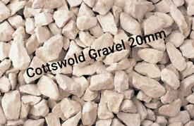 Decorative gravel aggregates cheap cotswold gravel
