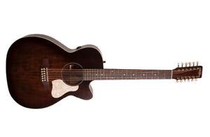 Guitare acoustique 12 cordes Art & Lutherie (Nouveau prix)
