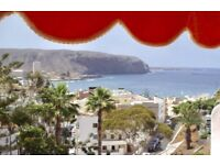 Holiday apartment in tenerife
