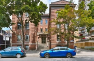 Large, Freshly Painted Two Bedroom Apartment. Historic Building