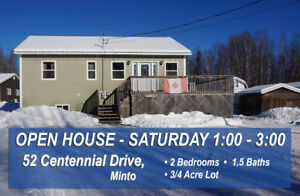 NEW LISTING! OPEN HOUSE SATURDAY – January 12th from 1:00 – 3:00