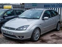 2003 FORD FOCUS 2.0 ST-170 3DR PART EX TO CLEAR! HATCHBACK PETROL