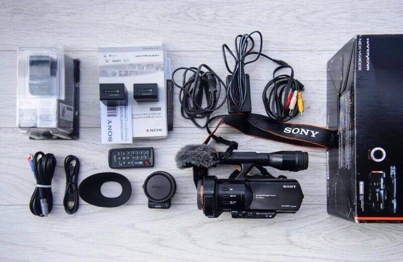 Sony NEX VG-900E full frame camcorder + extras | in Leith, Edinburgh ...