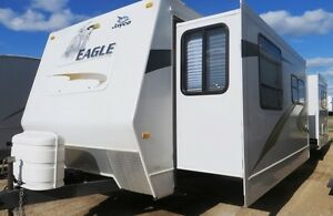 2008 JAYCO EAGLE 322FKS - Travel Trailer