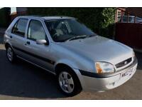 FORD FIESTA 1.2 FREESTYLE 5 DOOR.........33,000 MILES FROM NEW