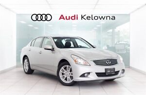 2012 Infiniti G37x Sedan AWD Luxury