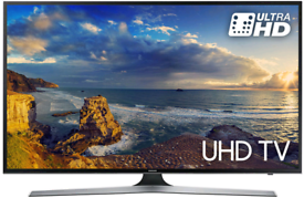 Samsung UE55MU6120 4K Ultra HD HDR LED Smart TV with freeview HD