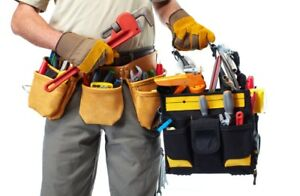 all kinds of handyman and property maintenance jobs