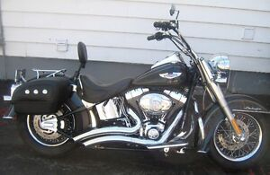 Harley Davidson Softail Deluxe 2007 FLSTN Lady Driven