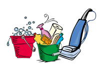Cleaning Service Offered