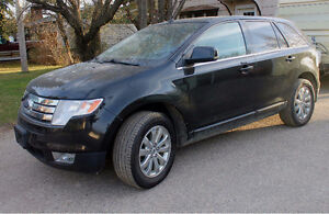 2010 Ford Edge SUV Limited AWD