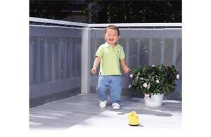 Safety 1st Railnet Balcony Deck Railing Guard Child Safety