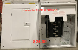 New Electrical Panels - Schneider/Homeline/Square D