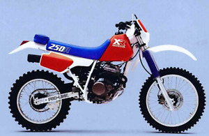 Looking for a street legal dirt bike