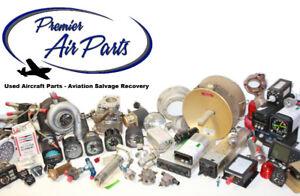 Cessna, Piper, Beechcraft - Used Aircraft Parts