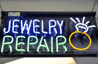 Professional Jewellery and Watch Repair.