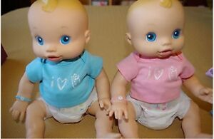 Looking for baby alive dolls