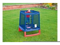 chad valley trampoline 5ft
