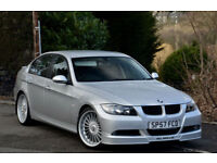 BMW ALPINA D3 2008 MY SILVER NO 553