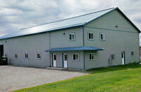 Durable Steel Siding and Roofing, 18 Colours in Stock