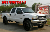 2003 FORD F350 4X4