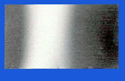 Alu Blech, hart glatt, 250x400 mm, 0,2 mm