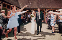 Cinematic Wedding Videography: Telling Your Love Story