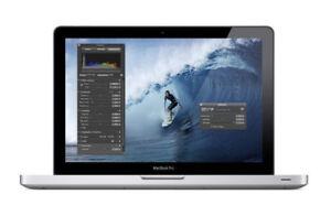 "Apple MacBook Pro 13.3"" Laptop Intel Core I5  4GB RAM, 500GB"