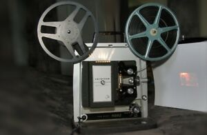 Keystone 980z Automatic 8mm Projector in Perfect Condition !