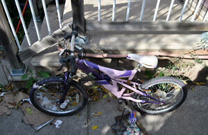 Girls Bratz bike