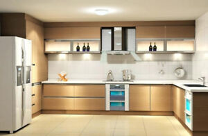 Design Kitchen Cabinets, Wall Units, Bathroom Cabinets, TV Units