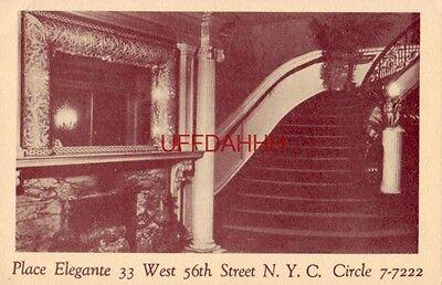 PLACE ELEGANTE W 56th Street NEW YORK CITY Cuisine par Excellence](Par City)