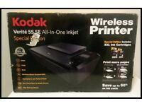 *** KODAK Verite 55 SE All-in-One Inkjet Wireless Printer ***