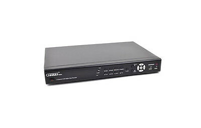 Stand Alone Network Dvr - Sumas SM-DV204AV 4-Ch Standalone Network DVR Surveillance Kit w 1TB HDD