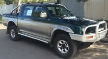 Priced to sell! 1998 Mitsubishi Triton GLS 4x4 Elizabeth Downs Playford Area Preview