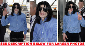 MICHAEL-JACKSON-2006-AT-AIRPORT-3-RARE-8x10-PHOTOS