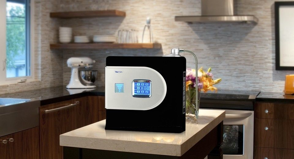 Top 5 Water Ionizers