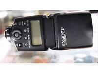 New canon flashgun for digital camera slr dslr