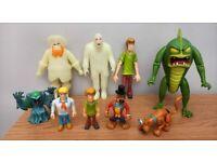 Scooby Doo figure bundle